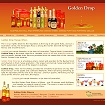 Golden Drop Mango Wines